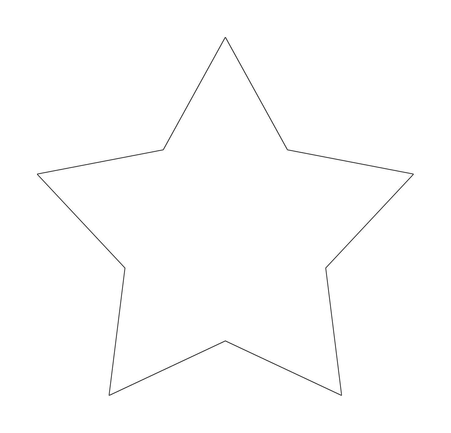 Звезда своими руками 133