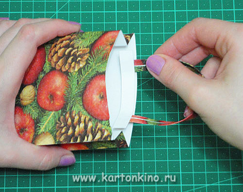 Подарочные пакеты из бумаги: мастер-класс