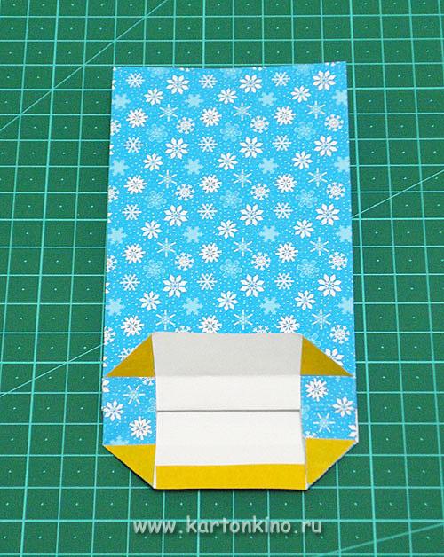 Оригами подарочные я коробка - ОРИГАМИ ИЗ БУМАГИ СВОИМИ