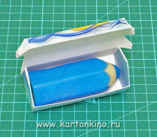 Футляр для мыльного карандаша