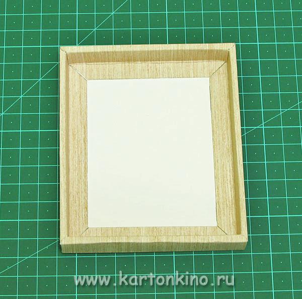 Восточная шкатулка из бумаги