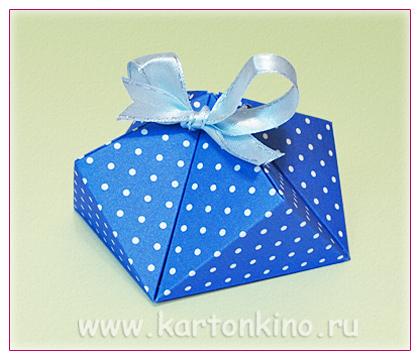 Очаровательные подарочные коробочки