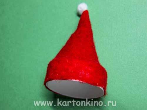 Как сделать Деда Мороза своими руками