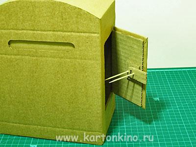 Почтовый ящик своими руками