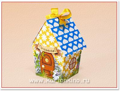 Подарочные коробочки своими руками: детская коллекция