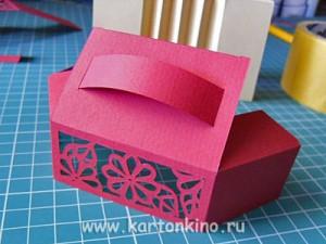 Как своими руками сделать гармошку из бумаги