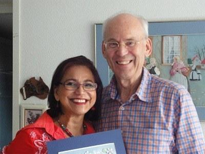 Martha Ospina и Tiemen Venema
