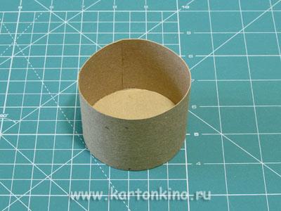 Шкатулка из картона своими руками