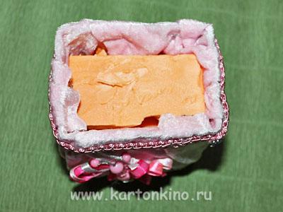 Мини-букеты из конфет