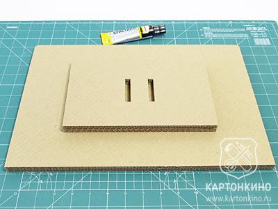 Как сделать из бумаги ноутбук 183