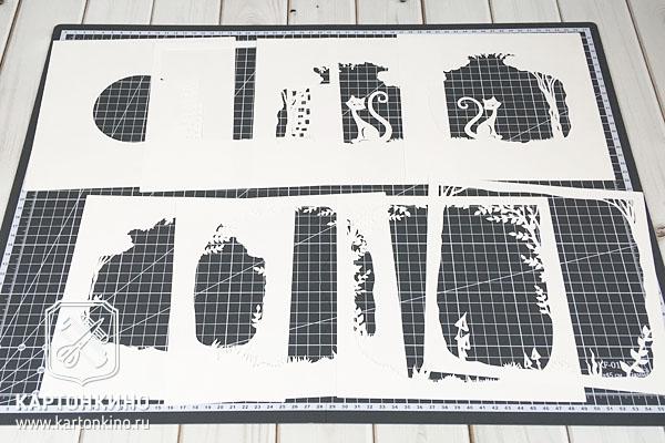 Лайтбокс из бумаги и картона: инструкция по изготовлению